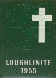 Bishop Loughlin Memorial High School - Loughlinite Yearbook (Brooklyn, NY) online yearbook collection, 1955 Edition, Page 1