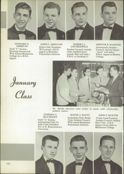 Page 126, 1956 Edition, Bishop Loughlin Memorial High School - Loughlinite Yearbook (Brooklyn, NY) online yearbook collection