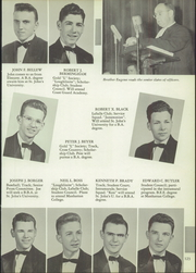 Page 127, 1956 Edition, Bishop Loughlin Memorial High School - Loughlinite Yearbook (Brooklyn, NY) online yearbook collection