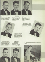 Page 129, 1956 Edition, Bishop Loughlin Memorial High School - Loughlinite Yearbook (Brooklyn, NY) online yearbook collection