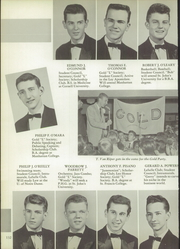 Page 136, 1956 Edition, Bishop Loughlin Memorial High School - Loughlinite Yearbook (Brooklyn, NY) online yearbook collection