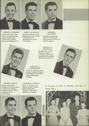 Page 137, 1956 Edition, Bishop Loughlin Memorial High School - Loughlinite Yearbook (Brooklyn, NY) online yearbook collection