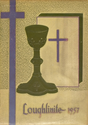 Bishop Loughlin Memorial High School - Loughlinite Yearbook (Brooklyn, NY) online yearbook collection, 1957 Edition, Page 1