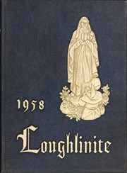 Bishop Loughlin Memorial High School - Loughlinite Yearbook (Brooklyn, NY) online yearbook collection, 1958 Edition, Page 1