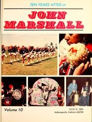 Page 5, 1977 Edition, John Marshall High School - Marhiscan Yearbook (Indianapolis, IN) online yearbook collection