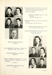Page 13, 1940 Edition, Liberty Center High School - Memories Yearbook (Liberty Center, IN) online yearbook collection