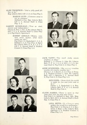 Page 17, 1940 Edition, Liberty Center High School - Memories Yearbook (Liberty Center, IN) online yearbook collection