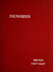 Liberty Center High School - Memories Yearbook (Liberty Center, IN) online yearbook collection, 1948 Edition, Page 1