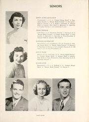 Page 11, 1950 Edition, Liberty Center High School - Memories Yearbook (Liberty Center, IN) online yearbook collection