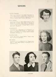 Page 12, 1950 Edition, Liberty Center High School - Memories Yearbook (Liberty Center, IN) online yearbook collection
