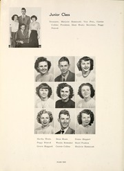 Page 14, 1950 Edition, Liberty Center High School - Memories Yearbook (Liberty Center, IN) online yearbook collection