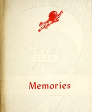 1954 Edition, Liberty Center High School - Memories Yearbook (Liberty Center, IN)