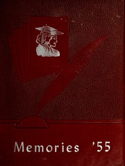 1955 Edition, Liberty Center High School - Memories Yearbook (Liberty Center, IN)
