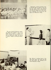Page 12, 1955 Edition, Liberty Center High School - Memories Yearbook (Liberty Center, IN) online yearbook collection
