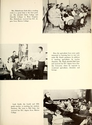 Page 13, 1955 Edition, Liberty Center High School - Memories Yearbook (Liberty Center, IN) online yearbook collection