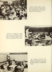 Page 14, 1955 Edition, Liberty Center High School - Memories Yearbook (Liberty Center, IN) online yearbook collection