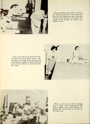 Page 16, 1955 Edition, Liberty Center High School - Memories Yearbook (Liberty Center, IN) online yearbook collection