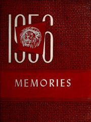 1956 Edition, Liberty Center High School - Memories Yearbook (Liberty Center, IN)