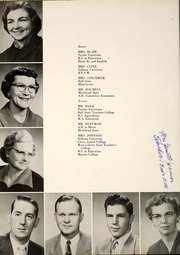 Page 10, 1956 Edition, Liberty Center High School - Memories Yearbook (Liberty Center, IN) online yearbook collection