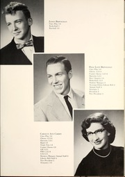 Page 15, 1956 Edition, Liberty Center High School - Memories Yearbook (Liberty Center, IN) online yearbook collection