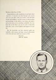 Page 7, 1956 Edition, Liberty Center High School - Memories Yearbook (Liberty Center, IN) online yearbook collection