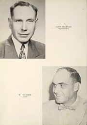 Page 8, 1956 Edition, Liberty Center High School - Memories Yearbook (Liberty Center, IN) online yearbook collection