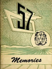 1957 Edition, Liberty Center High School - Memories Yearbook (Liberty Center, IN)