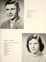 Page 13, 1957 Edition, Liberty Center High School - Memories Yearbook (Liberty Center, IN) online yearbook collection
