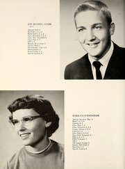 Page 14, 1957 Edition, Liberty Center High School - Memories Yearbook (Liberty Center, IN) online yearbook collection