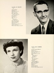 Page 16, 1957 Edition, Liberty Center High School - Memories Yearbook (Liberty Center, IN) online yearbook collection