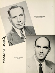 Page 8, 1957 Edition, Liberty Center High School - Memories Yearbook (Liberty Center, IN) online yearbook collection