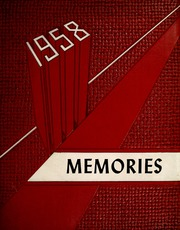 1958 Edition, Liberty Center High School - Memories Yearbook (Liberty Center, IN)