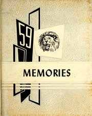 1959 Edition, Liberty Center High School - Memories Yearbook (Liberty Center, IN)