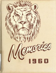 Page 1, 1960 Edition, Liberty Center High School - Memories Yearbook (Liberty Center, IN) online yearbook collection