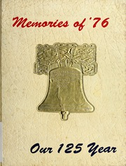 1976 Edition, Missouri School for the Deaf - Memories Yearbook (Fulton, MO)