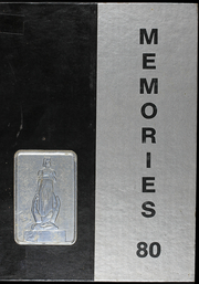 1980 Edition, Missouri School for the Deaf - Memories Yearbook (Fulton, MO)