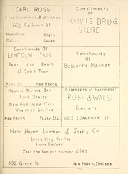 Page 105, 1939 Edition, New Haven High School - Mirage Yearbook (New Haven, IN) online yearbook collection