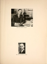 Page 15, 1939 Edition, New Haven High School - Mirage Yearbook (New Haven, IN) online yearbook collection