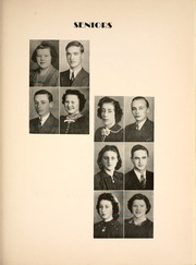 Page 37, 1939 Edition, New Haven High School - Mirage Yearbook (New Haven, IN) online yearbook collection