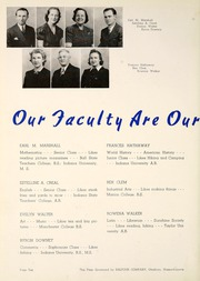 Page 14, 1941 Edition, New Haven High School - Mirage Yearbook (New Haven, IN) online yearbook collection
