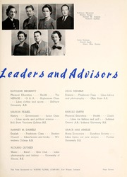 Page 15, 1941 Edition, New Haven High School - Mirage Yearbook (New Haven, IN) online yearbook collection