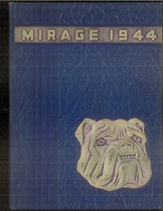 New Haven High School - Mirage Yearbook (New Haven, IN) online yearbook collection, 1944 Edition, Page 1