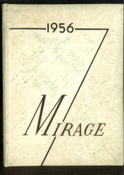 New Haven High School - Mirage Yearbook (New Haven, IN) online yearbook collection, 1956 Edition, Page 1