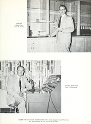 Page 11, 1960 Edition, New Haven High School - Mirage Yearbook (New Haven, IN) online yearbook collection