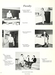 Page 14, 1960 Edition, New Haven High School - Mirage Yearbook (New Haven, IN) online yearbook collection