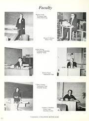 Page 16, 1960 Edition, New Haven High School - Mirage Yearbook (New Haven, IN) online yearbook collection