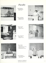 Page 17, 1960 Edition, New Haven High School - Mirage Yearbook (New Haven, IN) online yearbook collection