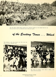 Page 10, 1961 Edition, New Haven High School - Mirage Yearbook (New Haven, IN) online yearbook collection