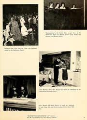 Page 15, 1961 Edition, New Haven High School - Mirage Yearbook (New Haven, IN) online yearbook collection