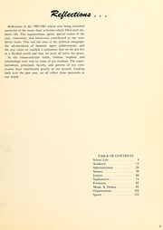 Page 7, 1961 Edition, New Haven High School - Mirage Yearbook (New Haven, IN) online yearbook collection